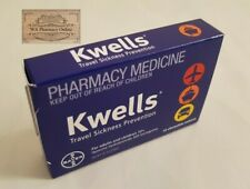 DJP Kwells Travel Sickness 12 Tablets