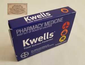 KWELLS 300MCG FOR TRAVEL SICKNESS TREATMENT