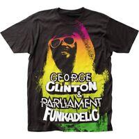 Authentic Funkadelic George Clinton Parliament Big Print T-shirt S M L XL 2X 3X