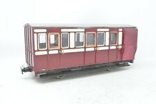 Brandbright PS18 Premier Panelled Coach- Brake Coach - 45mm but can be regauged