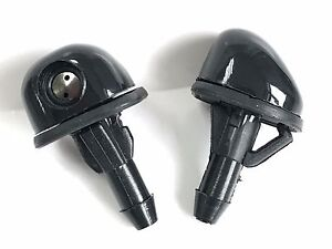 Fit For Toyota Pickup 4Runner Tacoma Windshield Washer Nozzle Jet 1989-95 Pair