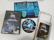 STAR WARS GALAXIES JUMP TO LIGHTSPEED EXPANSION ONE JUEGO PC ESPAÑOL CD-ROM