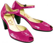 """Crocs You by Crocs Naples 3"""" heels pumps pink 8 Med NEW"""
