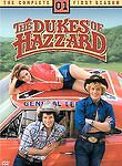 The Dukes of Hazzard - The Complete First Season (DVD, 2004, 3-Disc Set) SEALED