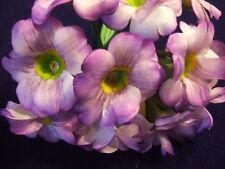 Vintage Millinery Flower Primrose Primula Lavender ND