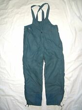 CANADIAN MILITARY COMBAT WINTER OVERALLS - SIZE 7634 - Q184 - SNOW PANTS