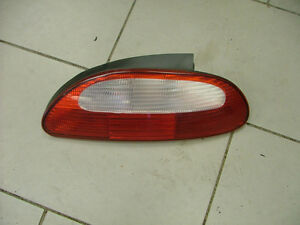 MG TF Off side Rear Light Cluster / RH rear lamp / Excellent Used Condition