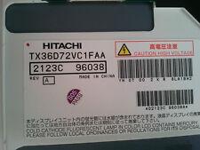 SONY VAIO LCD HITACI tx36d72vc1faa pcg-9h1m  pcg-fr102