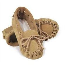 SCOUT MOCCASIN LEATHER KIT by TANDY - fits adult 8/9