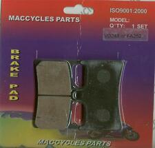 Yamaha Disc Brake Pads FZR600 1998 Front (1 set)