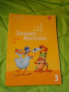 Westermann Denken und Rechnen 3 ISBN 9783141263237 - sehr guter Zustand