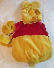 NWT Disney Pooh Halloween costume Super Plush 12-18 mos