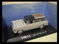 Simca Marly  grey 574051 1/43 norev