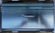 NEW Old School Design US Acoustics Andrea 2 Channel amplifier,Amazing SQ,550 W
