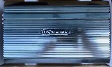 New Old School Design Us Acoustics Andrea 2 Channel amplifier,Amazing Sq,550 W