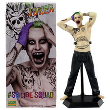 "13""DC Suicide Squad Batman Joker Action Figure Toy Statue 1/6th Scale Crazy Toys"