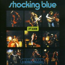 3rd Album - Shocking Blue (2002, CD NIEUW)