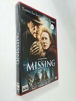 THE MISSING DVD - DVD EX NOLEGGIO