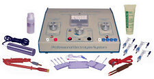 Professional No Needle Electrolysis System Kit Permanent Hair Removal Face Body.