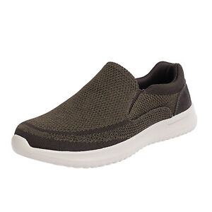Men's Slip On Loafers Shoes Walking Running Fashion Sneakers Shoes Size US