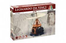 Leonardo Da Vinci Elicottero Helicopter Plastic Kit Model ITALERI
