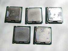 Job Lot of 5 x Intel Pentium LGA775 CPU Dual Core Processors (E6500 E5800 E6300)