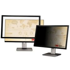 """3M Framed Desktop Monitor Privacy Filter For 16"""" To 17"""" Widescreen - PF170W"""