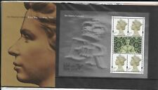 GB Stamps QE2 Coronation Stamp Show 2000 Miniature Sheet