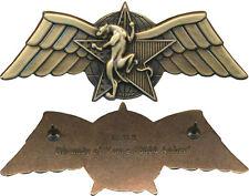 Brevet Combat de Choc, C.P.E.S, DGSE, bronze,recherche humaine Ber. GS 148