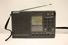 SONY ICF-SW7600 STEREO MW SW LW FM WORLD RECEIVER RADIO VINTAGE SPARE & REPAIR