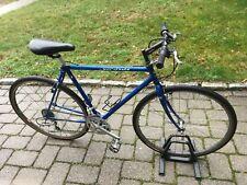 Trek 790 Multitrack USA mens hybrid mountain bike mans blue road trail bicycle