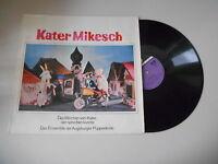 LP Kinder Augsburger Puppenkiste - Kater Mikesch ARIOLA MARCATO Oehmichen