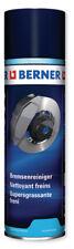 Berner frenos limpiador limpieza + desengrasado de freno embrague Oldtimer 500 ml