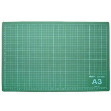 HELIX A3 CUTTING MAT BOARD DOUBLE SIDED SELF HEALING NON SLIP PRINTED GRID LINES