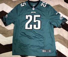 17911c07575 Philadelphia Eagles LeSean McCoy Nike On Field NFL Jersey #25 Football 2XL