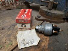 NOS 1952-1966 Ford Ignition Starter Switch Standard US-13 Edsel 58-59 Mercury