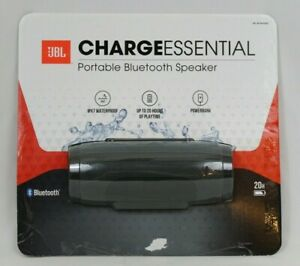 JBL Charge Essential Speaker Portable Bluetooth Stereo IPX7 20 Hours Playtime