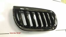 CHROMED PIANO RED FRONT KIDNEY GRILLE BMW X3/E83 X SERIES 2004-2006