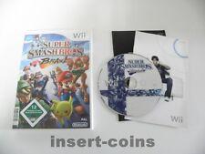 Super Smash Bros. Brawl   -   Nintendo Wii / Wii U / Pal / 40/14