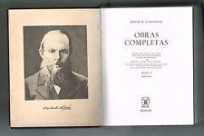 Fiodor M Dostoyevski Obras Completas Tomo I 1844-1865 Aguilar Leather 1970