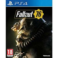 Fallout 76 - PS4 - BRAND NEW & SEALED - IN STOCK - QUICK DISPATCH - FREE UK P&P