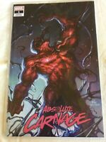 Marvel Absolute Carnage 1 Inhyuk Lee Fan Expo Canada Trade Dress Variant In Hand