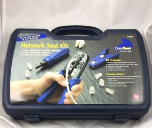 Data Shark #70007 Network Tool Kit / Do It Yourself (Comes with what is shown)