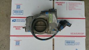 94-96 MERCEDES C280 SL320 E320 S320 THROTTLE BODY ASSEMBLY W/ TRACTION ACTUATOR