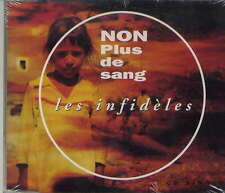 LES INFIDELES - rare CD Maxi - France -  sealed