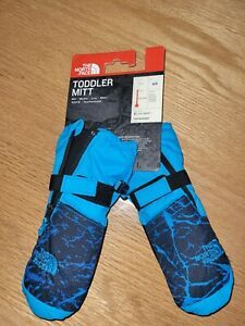 The  North Face Toddler (12 M-2T) Mitt Boys Blue Size XS