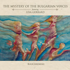 Mystery of the Bulgarian Voices Feat. Lisa Gerrard - Boocheemish [New CD] Digipa