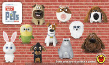 McDonalds Ty Life of Pets Peanuts Peabody Sherman Home Dave Barbarian The Dog