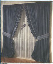 10 Variations Window Curtains Shades Drapes Home Decor Sewing Pattern Cards