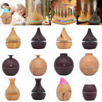 Aromatherapy Air Humidifier Aroma Essential Oil Diffuser Air Purifier Mist Maker